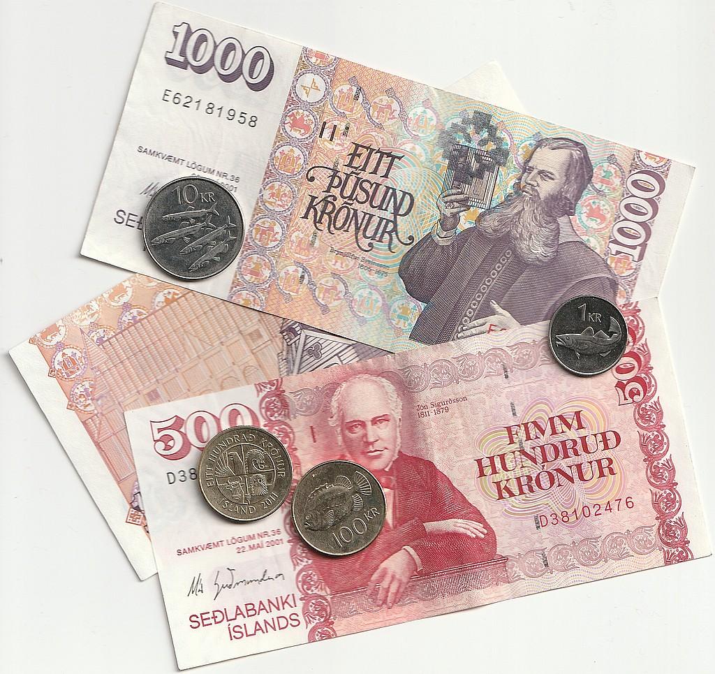 Island Geld