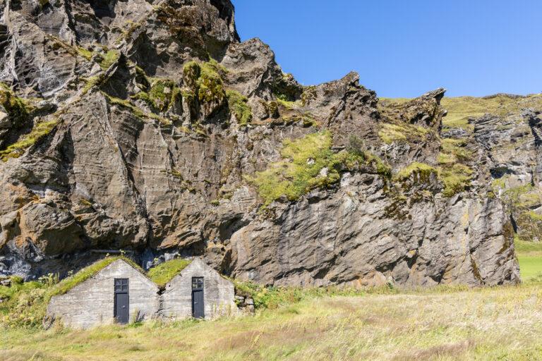Drangurinn í Drangshlíð
