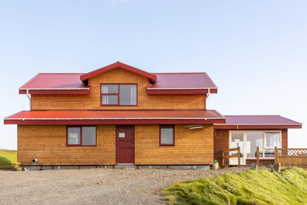 Guesthouse Nýpugarðar ● Haupthaus ● ©2020