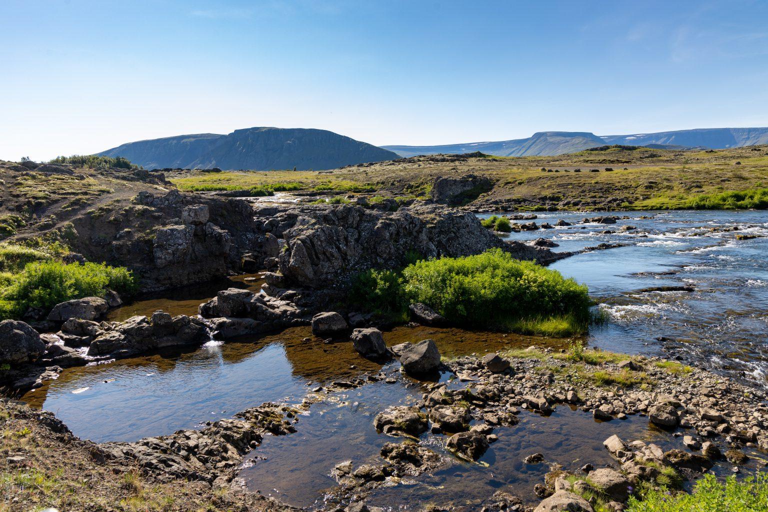 Hvalfjörður ● Laxfoss ● ©2021