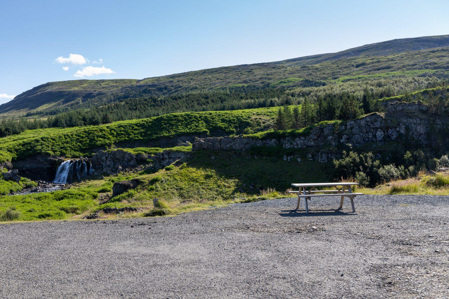 Hvalfjörður ● Fossarétt ● ©2021
