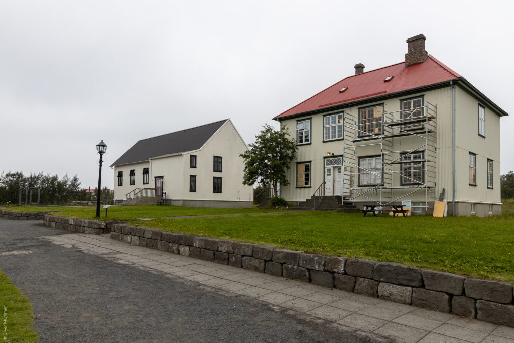 Gebäude in Árbæjarsafn