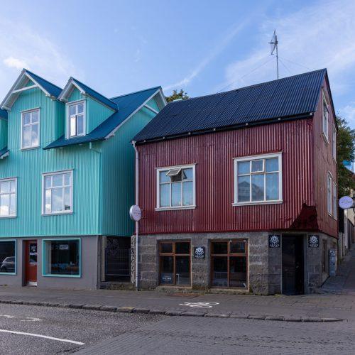 Reykjavík ● Straßenszenen ● Hverisgata / Frakkastígur ● ©2020