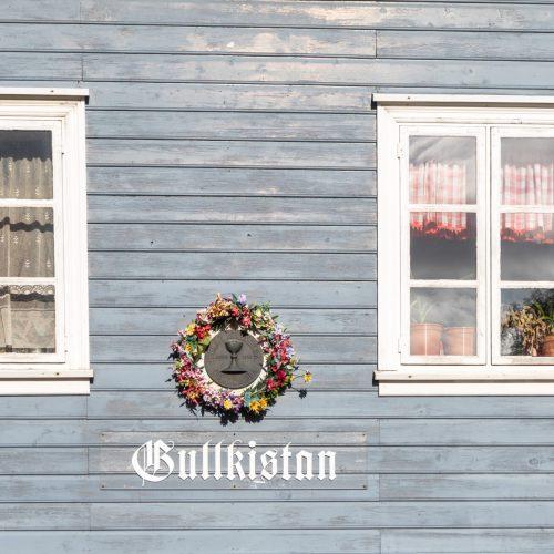 Reykjavík ● Straßenszenen ● Fassade in der Frakkastígur ● ©2020