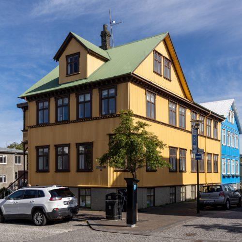 Reykjavík ● Straßenszenen ● Skólavörðustígur / Kárastígur ● ©2020
