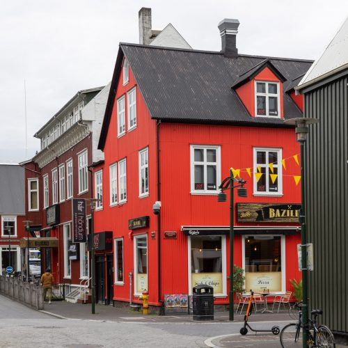 Reykjavík ● Straßenszenen ● am Ingólfstorg ● ©2020