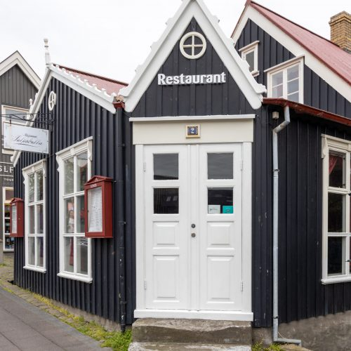Reykjavík ● Straßenszenen ● Bankastræti ● ©2020