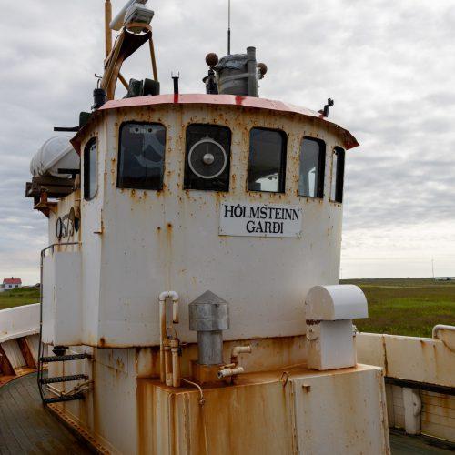 Garður ● Fischerboot ● ©2021