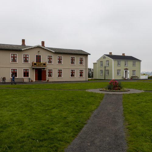 Reykjavík ● Árbæjarsafn ● Lækjargata 4 und Suðurgata 7 ● ©2021