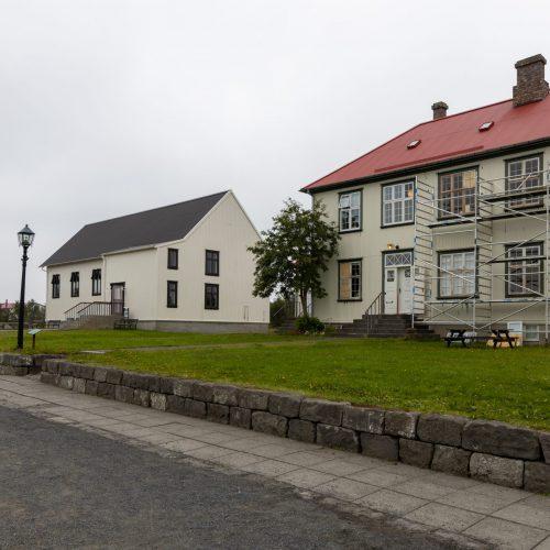 Reykjavík ● Árbæjarsafn ● Kleppur und Landakot ● ©2021