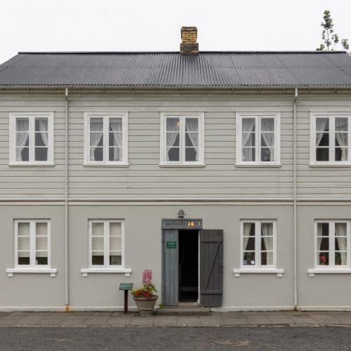 Reykjavík ● Árbæjarsafn ● Kirkjustræti 12 ● ©2021