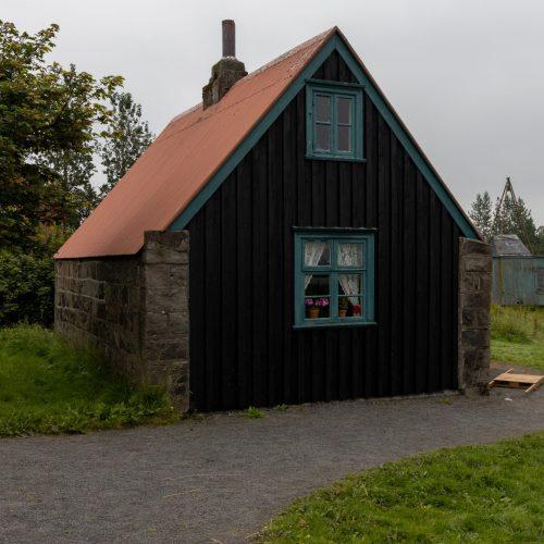 Reykjavík ● Árbæjarsafn ● Nýlenda ● ©2021