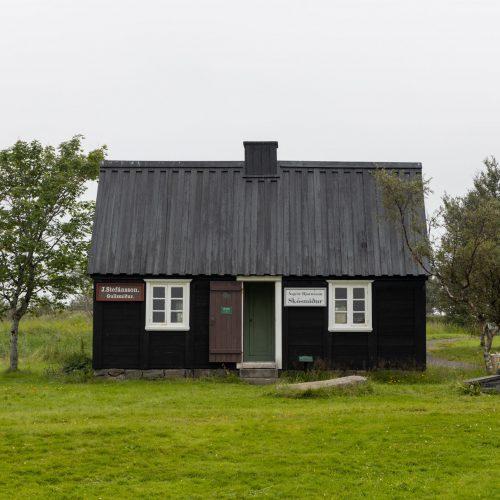 Reykjavík ● Árbæjarsafn ● Þingholtsstræti 9 ● ©2021