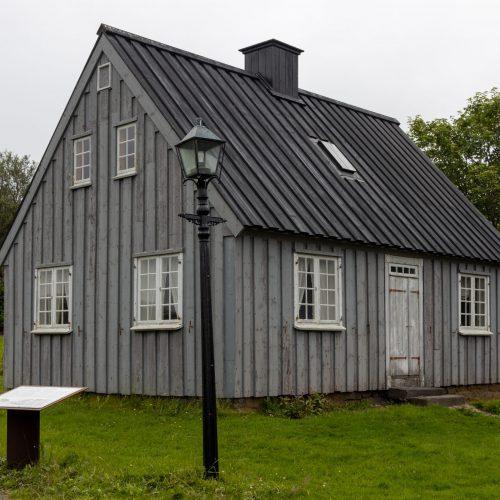 Reykjavík ● Árbæjarsafn ● Hansen's House ● ©2021