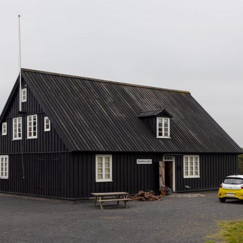 Reykjavík ● Árbæjarsafn ● The Granary (Getreidespeicher) ● ©2021