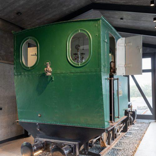 Reykjavík ● Árbæjarsafn ● Hafnarsmiðja Engine House ● Lokomotive 'Pionér' ● ©2021