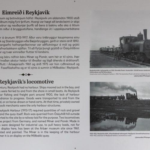 Reykjavík ● Árbæjarsafn ● Hafnarsmiðja Engine House ● ©2021